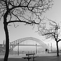 Misty Sydney Morning by Sheila Smart Fine Art Photography