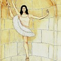 Misty Vi - La Ballet Statuette by Kenny McClellan