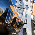 Mit Stata Center Cambridge Ma Kendall Square M.i.t. Reflection by Toby McGuire