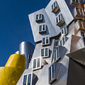 Mit Stata Center Cambridge Ma Kendall Square M.i.t. by Toby McGuire