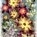 Mixed Floral by David Lane
