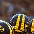Mizzou Football Helmet by Replay Photos