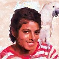 Mj And Polly by Wayne Pascall