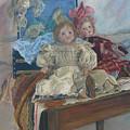 Mlle. Pinchon by Miriam A Kilmer