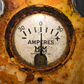 Mm Amperes Gauge by Nathan Little