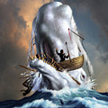 Moby Dick 1 by Jerry LoFaro