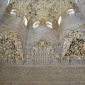 Mocarabe Ceiling, Alhambra by David Kleinsasser