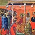 Mockery Of Christ 1311 by Duccio