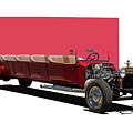 Model A Ford Limousine by Nick Gray