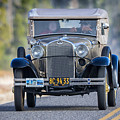 Model A Touring Club by Jerry Fornarotto