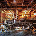 Model T Ford by Debra and Dave Vanderlaan