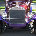 Model T Ford Front End 2 by Susan  Lipschutz