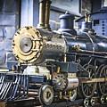 Model Train by Scott Hansen
