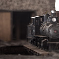 Model Train by Wesley Farnsworth