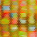 Modern Abstract Mosaic Color Combination 4 by Celestial Images