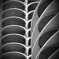 Modern Architecture Chicago by JoAnn Silva