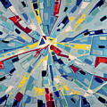 Modern Art One by Lynne Taetzsch