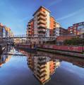 Modern Canal Living by Chris Fletcher