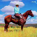 Modern Cowboy by Snake Jagger