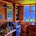 Modern Kitchen Iceland by Rick Bragan