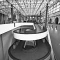 Modern Minimalist Spiral Stairs by Stefano Senise