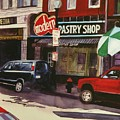 Modern Pastry Shop Boston by Walt Maes