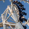 Modern Roller Coaster by Anthony Totah