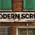 Modern Screw by Jane Linders