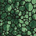 Modern Stone by Priscilla Wolfe