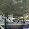 Modern Subway Station Design In Taiwan by Yali Shi