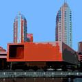 Modern Tampa by David Lee Thompson