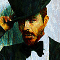 Modern Van Gogh Xiii by Jose A Gonzalez Jr