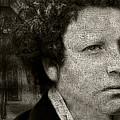Modern Van Gogh Xxviii by Jose A Gonzalez Jr
