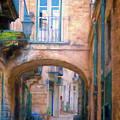 Modica Street by Claude LeTien