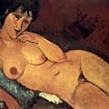 Modigliani: Nude, 1917 by Granger