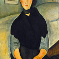Modigliani: Woman, 1918 by Granger