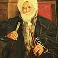 Mohamed Al Khalidi by Munir Alawi