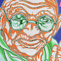 Mohandas Karamchand Gandhi  by Juergen Weiss
