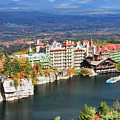Mohonk Mountain House by June Marie Sobrito