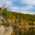 Mohonk Mountain Reflections by Alissa Beth Photography