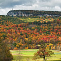 Mohonk Tower by Claudia Kuhn