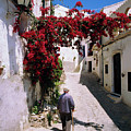 Mojacar,andalusia,spain by Philip Enticknap
