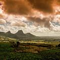 Moka Mountains by Max Ng