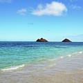 Mokulua Islands by Kelly Wade