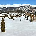 Molas Pass Winter Panorama by Adam Jewell