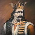 Moldavian Prince Stefan Cel Mare by Sorin Apostolescu