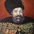 Moldavian Prince Vasile Lupu by Sorin Apostolescu