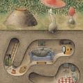 Mole by Kestutis Kasparavicius