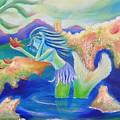 Molly Mermaid by Morgan Leshinsky