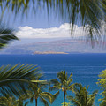Molokini And Kahoolawe In Distance by Ron Dahlquist - Printscapes